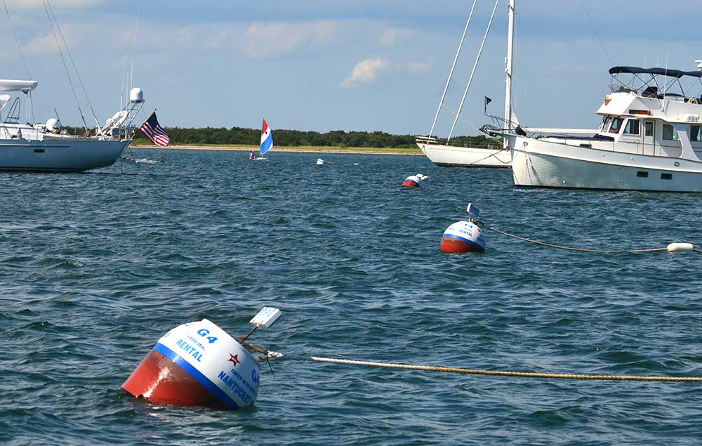 Nantucket Moorings, Mooring Rentals, Sales & Service on Nantucket Island